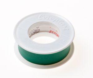 Coroplast 302 tape groen 15mm x 25 meter