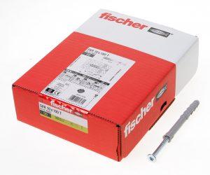 Fischer Kozijnplug nylon SXR 10 x 100mm T