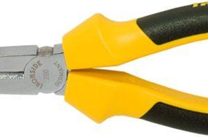 Ironside Telefoontang 2-componenten handvat gebogen 200mm