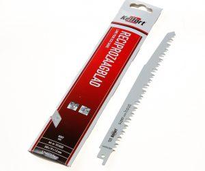 Reciprozaagblad lang KS1531L kunststoffen en houten wanden blister van 5 zaagjes