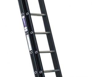 Reformladder met stabilisatiebalk 2x12