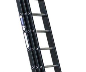 Reformladder met stabilisatiebalk 3x12