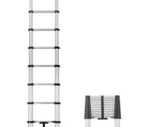 Telescpoische ladder CAS soft close