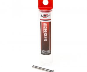 Verzinkboor HSS vreesdiameter 6.3 x schachtdiameter 5mm