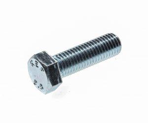 Zeskantbout staal 8.8 verzinkt M18 x 40mm